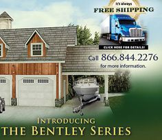1000 images about garage for rv on pinterest rv garage for Prefab carriage house kits