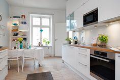 design Scandinavian kitchen 5