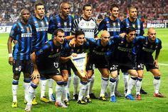 Inter Barcelona Football, Great Team, Football Team, Baseball Cards, Heart, Sports, World, Hs Sports, Football Squads