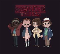 Pinup Arena • chabeescalante: Stranger Things <3 my new...