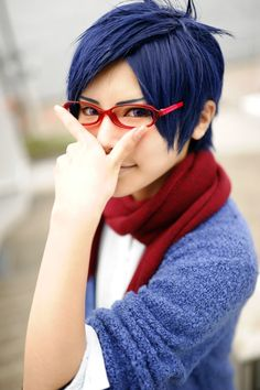 YUMEHI(夢妃) Rei Ryugazaki Cosplay Photo - WorldCosplay