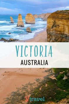 Planning a vacation to Victoria, Australia? Check out these tips on the best places to visit in Victoria, plus accommodation and flight tips! Check out the best beaches, things to do, outdoor experiences, downtown and more with this travel planning guide! #Victoria #Australia