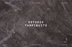 Estudio Tampiquito offers professional photography and printing services, founded in Monterrey by Rodrigo Chapa and Iñigo Rizo. The studio quickly became a go-to place for all sorts of projects, from portraits to collaborations with creative agencies look…