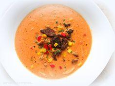 Rezepte mit Herz ♥: Gyros Suppe