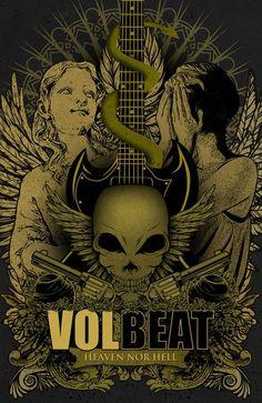 Volbeat...