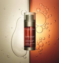 Win a Clarins Double Serum Anti-Aging Power Double !.. : Clarins Double Serum is the most complete age control products. Conclusions based Hidrik & Lipidik system    Read More:- http://www.eh.com.my/peraduan-promo/menangi-clarins-double-serum-untuk-kuasa-berganda-antipenuaan?utm_source=pinterest_medium=Seo_campaign=SGI