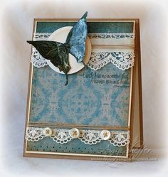 Healing Wings by PickleTree - Cards and Paper Crafts at Splitcoaststampers