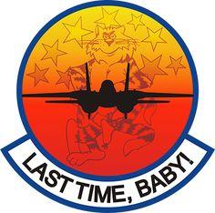 F-14 Tomcat Last Time, Baby!