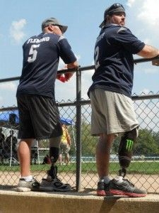 VetSports - The mission of VETSports is to help wounded veterans overcome their injuries through adaptive sports and rehabilitation programs.  Participating in team activities can lead to not only a faster recovery, but also a sense of purpose and fulfillment to our lives.