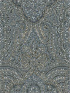 wallpaperstogo.com WTG-022671 Blue Mountain Transitional Wallpaper