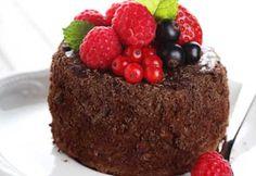 Petits gâteaux au chocolat fondant