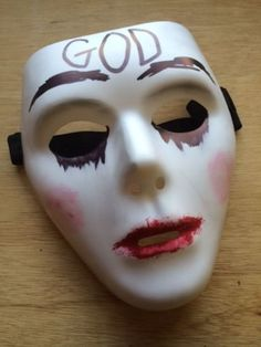 The-Purge-Anarchy-2-Mask-Halloween-Fancy-Dress-Costume-Horror-God-039-UK-SELLER-039