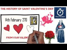The History of Saint Valentine's Day - Animated Narration for Kids - YouTube
