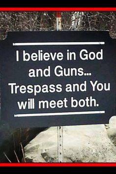 God & Guns