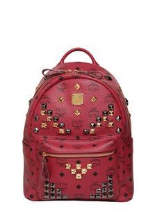 adc4b6277a7e MCM - STARK SMALL STUDDED BACKPACK Studded Backpack