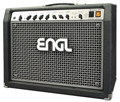 ENGL SCREAMER 50 COMBO - Von Koreander's amplifier