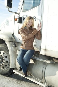 Is Lisa YOUR favourite trucker?
