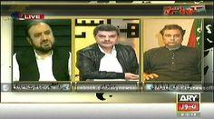 Khara Sach with Mubasher Luqman 9-Feb-2015
