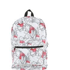 Disney Winnie The Pooh Watercolor Backpack Hot Topic ($35) ❤ liked on Polyvore featuring bags, backpacks, day pack backpack, pattern bag, zip bags, rucksack bag and disney bag