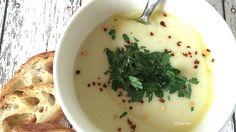 Uit de keuken van Levine: Prei-aardappelsoep
