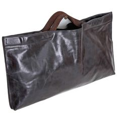 East Top Handle Bag Black, $215, now featured on Fab.