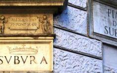 """Il quartiere """"a luci rosse"""" dell'Antica Roma #suburra #anticaroma"""