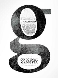 #OGGaramond #orignialgangsta