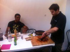 Du beef tranché pour Napoleoni Nalaga :)
