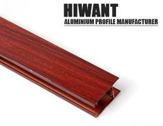 China Top 10 Manufacturer Kitchen Cabinet Aluminium Profile For Construction And Industry