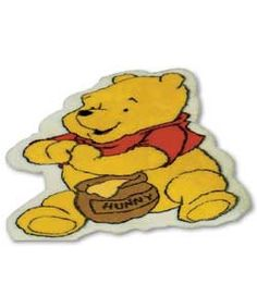 This Hunny Jar Throw Rug Option Offers The Perfect Choice In Unique Colorful Winnie Pooh Rugs For Disney Fans All Nylon Cons