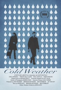 """Movie Poster of the Week: """"Cold Weather"""" on Notebook 