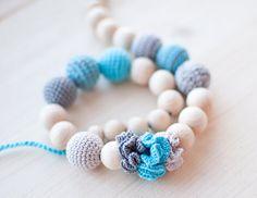 Pflege der Kette / Halskette Kinderkrankheiten / von SvetlanaN
