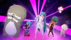 Last Night, Good Night (Re:Dialed) - Pharrell Williams Remix for Hatsune Miku,  Totally OTAKU stuff.