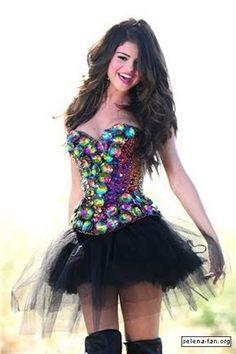 vestido de selena gomez en love you like a love song - Buscar con Google