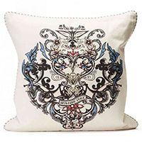 Kuddfodral Couch Art Porcelain 50x50 cm