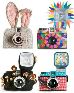 Ok. Who's going to make a bunny sweater for my camera?