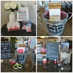 Valentine's Young Living Make & Take