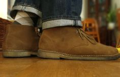 32 Mod shoes cool ivy style desert boots