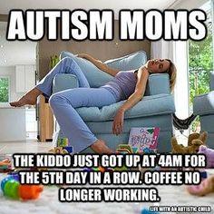 THIS IS AUTISM MOM LIFE!just another added challenge for 'Autism' kids. Autism Humor, Autism Quotes, Autism Parenting, Adhd And Autism, Parenting Advice, Autistic Children, Children With Autism, Understanding Autism, Autism Support