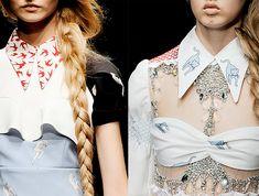 miu miu, detachable collar