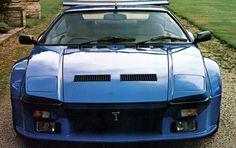 ford pantera | La De Tommaso Pantera GT5 era dotata di 350 CV e venne costruita dopo ...