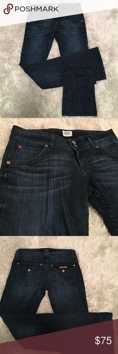 Hudson Jeans Dark Wash Hudson Flared Jeans. Never worn. Hudson Jeans Jeans Flare & Wide Leg