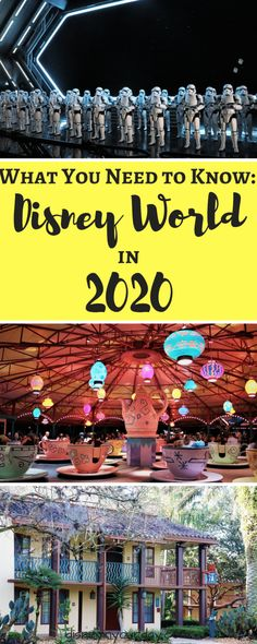 Planning your 2020 Disney World trip - Disney in your Day
