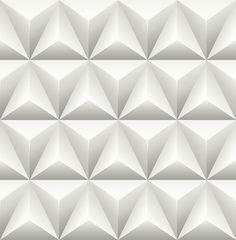 Precio por rollo  Medida del rollo. 0.53 m x 10 ml  Plazo de entrega. Disponible para envíoen 21días  Papel pintado detriángulos que encajan unos con otros, y a su vez forman lineas horizontales. Gracias a las sombras y el cambio de color, tienen un efecto tridimensional aunque su superficie es lisa y mate. Está acabado con un recubrimiento acrílico que lo hacen lavable.  Pertenece a la colección 3D de la firma americana Wallquest. Lo tienes disponible en 4 colores para que elijas el que…