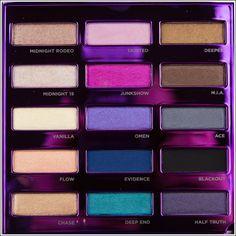 Urban Decay 15th Anniversary Eyeshadow Palette!