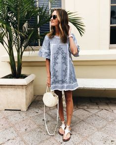 lauren sims shopbop sale | embroidered dress