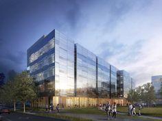 NBBJ to Design $85 Million Livingston Ambulatory Center in Columbus