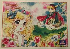 Anthony and Candy forever    (Anthony never died in the French version of the anime)