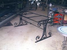 Wrought Iron Kitchen Tables - Ideas on Foter
