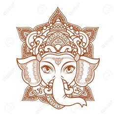 hindu tattoo - Pesquisa Google